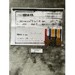 Militaria : Trios medal group to Pte. Richardson E