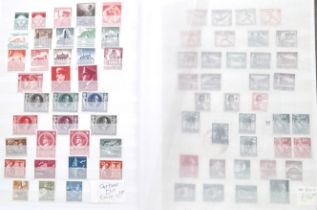 Stamps : Accumulation Foreign Countries Large 48 s