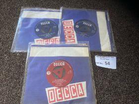 """Records : THE WHO - Rhodesia/S. Africa 7"""" raresi"""