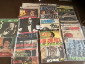Records : EPs - collection of great condition item