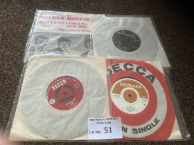 """Records : Rare 7"""" singles - Rhodesia/S. Africa issues"""