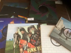 Records : PINK FLOYD - 97 vinyl collection - box s