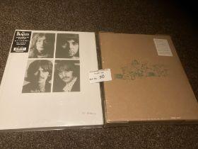 Records : BEATLES - Anniv Edition box set CD - No.