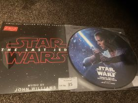 Records : Star Wars - modern 180g issues inc soun