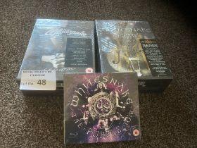 Records : WHITESNAKE box sets CD/DVD still sealed