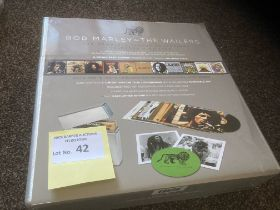 Records : BOB MARLEY & THE WAILERS - The Complete I