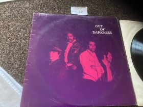 Records : OUT OF DARKNESS - Album 1970 - Key KL006