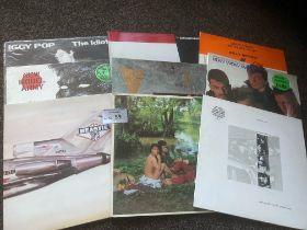 Records : Punk / Rock / Alt - 9 great cond albums