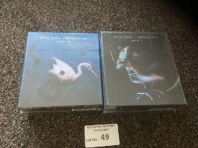 Records : KATE BUSH - Remastered Part I & II CD bo