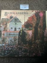 Records : BLACK SABBATH - Vertigo 1st album V06-8