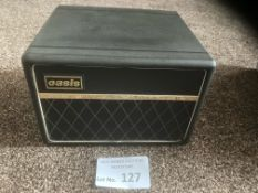 Records : OASIS - Vox Amplifier Box Set -10 x CD s
