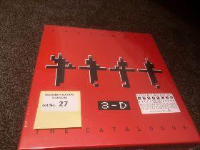 Records : KRAFTWERK - 3d - The Catalogue - super 2