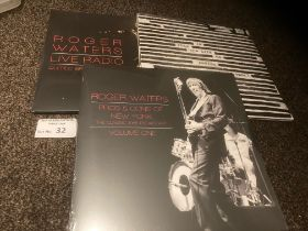 Records : ROGER WATERS - modern 180g albums (3) i