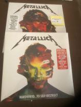 Records : METALLICA - Hardwired to Self-Destruct -