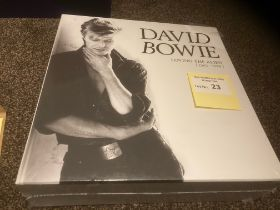 Records : DAVID BOWIE - Loving the Alien 1983-1988