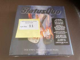 Records : STATUS QUO - Vinyl singles collection 20