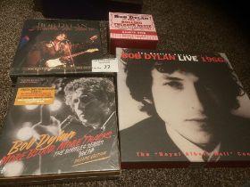 Records : BOB DYLAN - CD & vinyl box sets includes