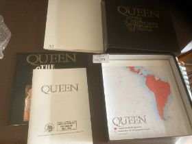 Records : QUEEN - The Complete Works - box set - L