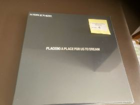 Records : PLACEBO - A Place For Us To Dream - 4 Vi