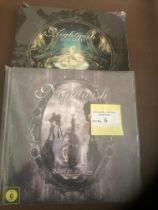 Records : Nightwish - End of Era - set 2018 plus D