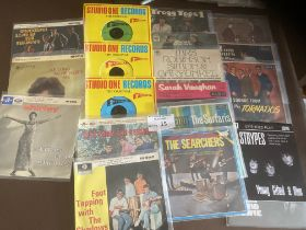 Records : EPs collection - nice condition items in