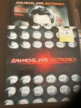 Records : JEAN-MICHEL JARRE - Electronica Fan Box