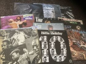 Records : 11 albums collection - inc Hawkwind, Kra