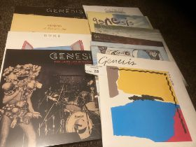 Records : GENESIS - nice selection of modern 180g
