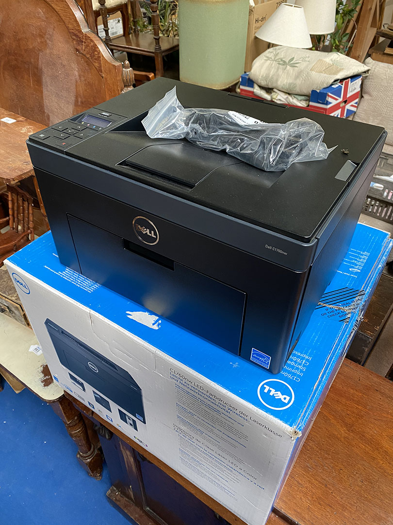 Dell Colour Laser Printer in box