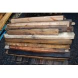 Quantity of posts 42'' long approx.