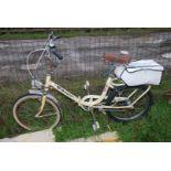 Bianchi folding bike