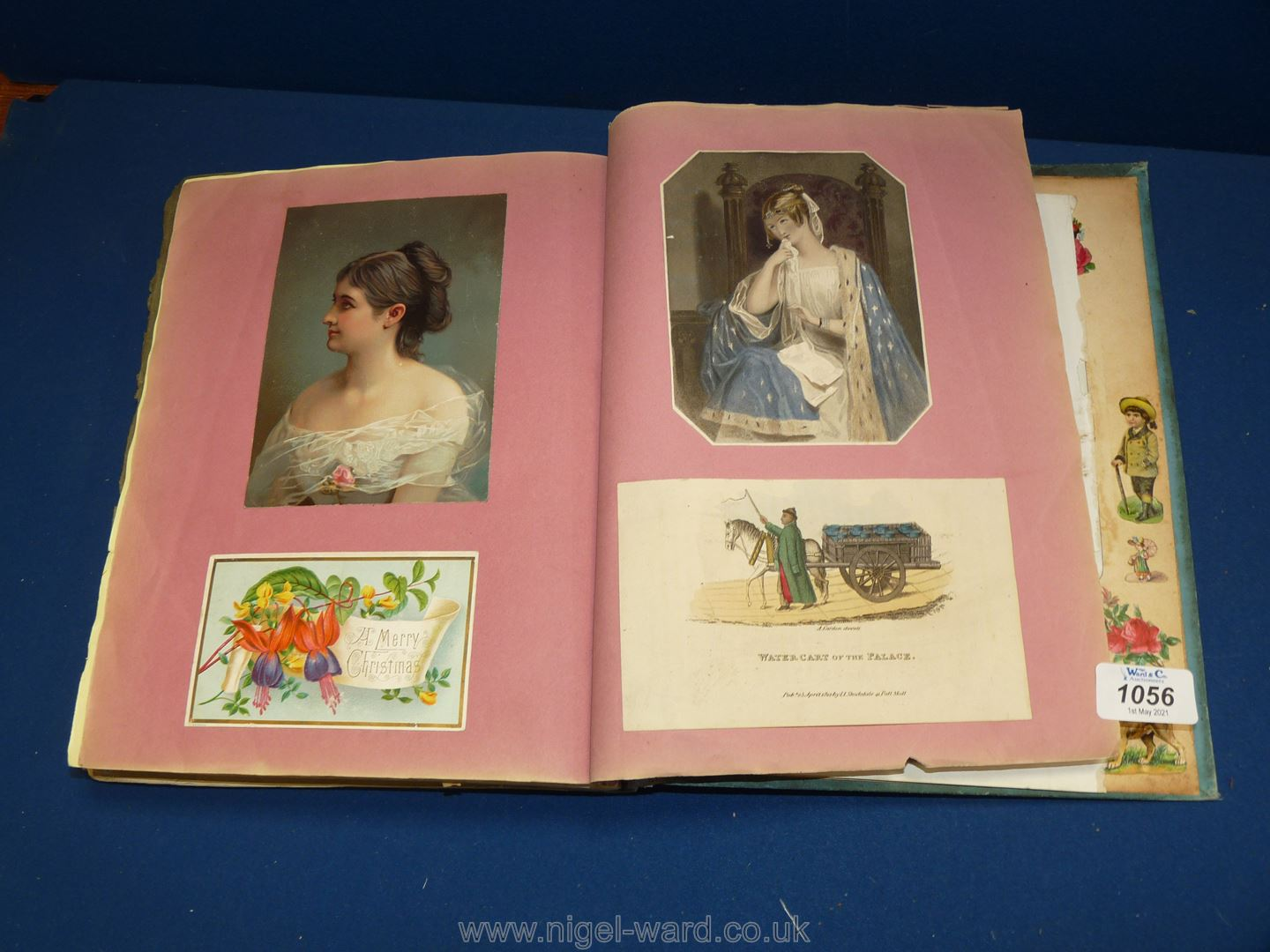 A 19th c. - Image 2 of 8