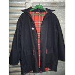 A gent's Melton donkey Jacket, size L.