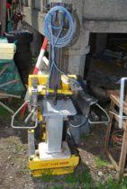 An Alko LHS 6000 electric Log Splitter.
