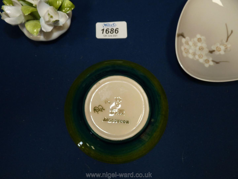 A quantity of china to include Coalport Countryware jam pot, Coalport Church Pastile burner, - Image 3 of 5