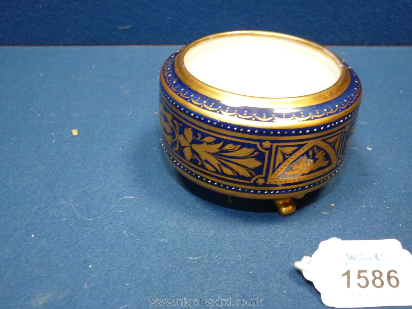 A small 19th c. - Image 3 of 4