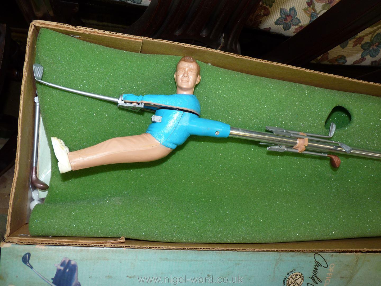 An Arnold Palmer golf game, circa 1970's. - Image 2 of 2