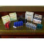 A quantity of 12 bore Cartridges,