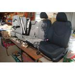 Rav 4 car seats and interior door side panels