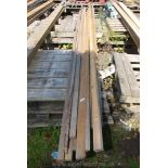 Quantity of battens up to 182''