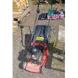 Mountfield petrol mower with Briggs & Stratton Quantum XM35 engine