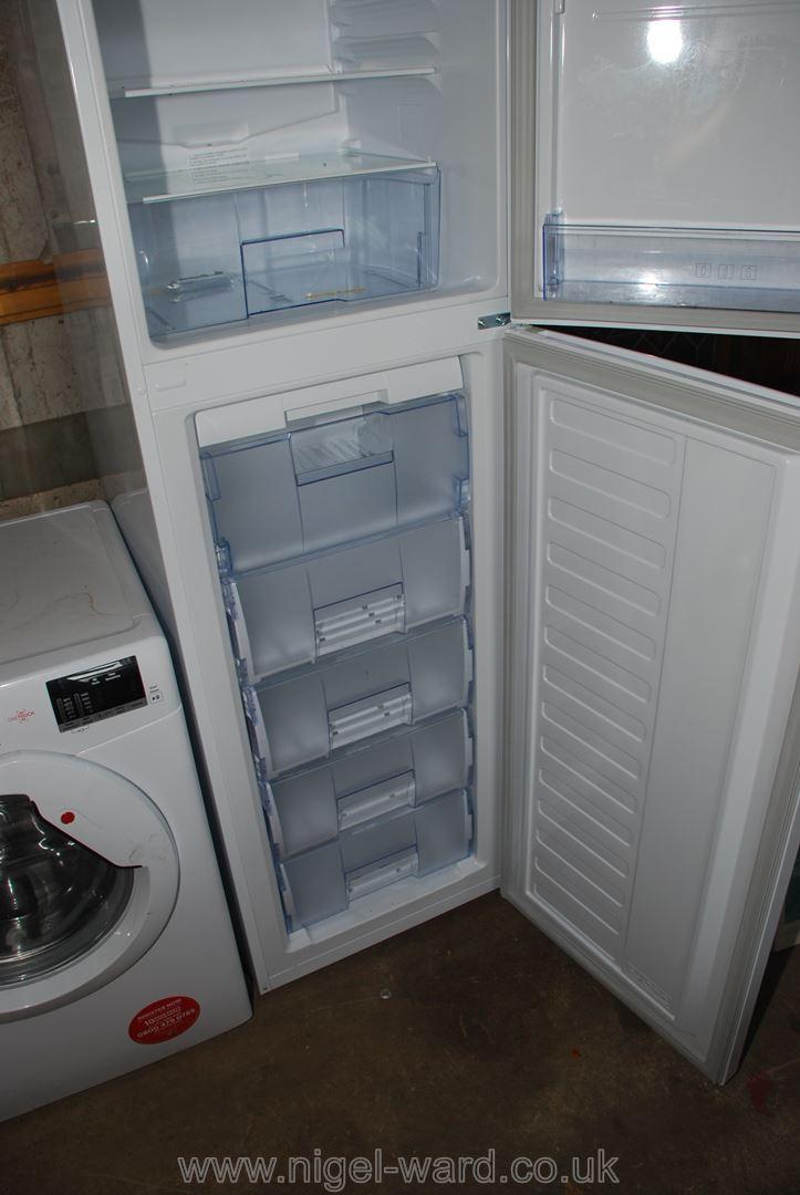 Large Beko fridge freezer - Image 3 of 3