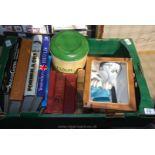 Box of books,