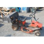 Ariens RM 828 ride on mower with collection box.