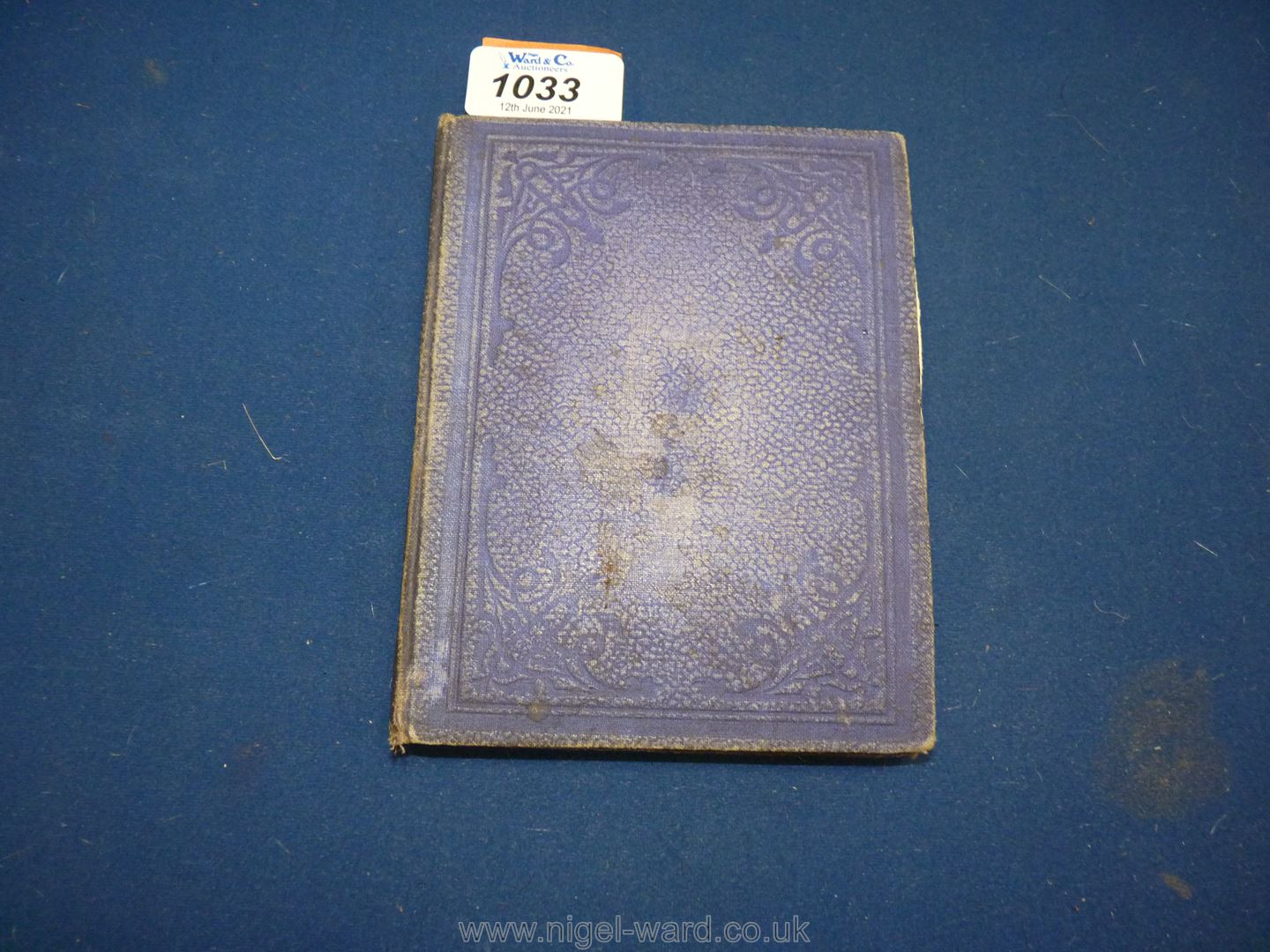 An interesting album of Coats of Arms, ciphers etc including Queen Victoria's family, nobility, - Image 3 of 7