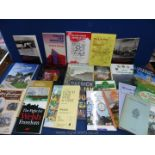 Quantity of books on Wales to include Llanpumsaint A History,