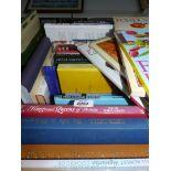 A quantity of cookbooks and gardening books etc.