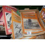 A quantity of Newnes Practical Mechanics Magazines 1945-1949