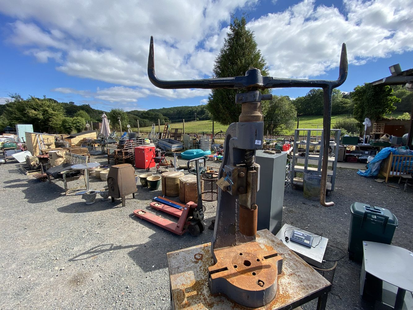 Online Only Late September Auction of Vintage & Modern Effects, Tools and Bric-a-Brac