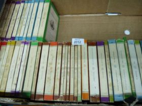 A quantity of Penguin classics to include; The Age of Chaucer, Marco Polo, The Travellers, etc.